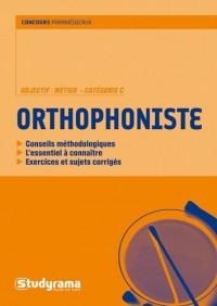 Orthophoniste : Catégorie B, Annales 2010