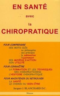 En santé avec la chiropratique