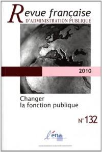 Changer la fonction publique (N.132)