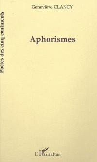 Aphorismes