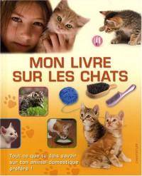 Mon livre sur les chats