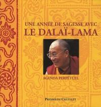 Une année de sagesse avec le Dalaï-Lama
