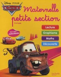 Le monde de Cars : Maternelle petite fiction : 3-4 ans