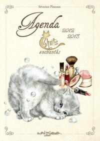 Agenda Scolaire 2012-2013 les Chats Enchantes