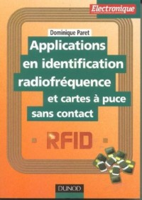 Identification radiofréquence et cartes à puce sans contact : Applications