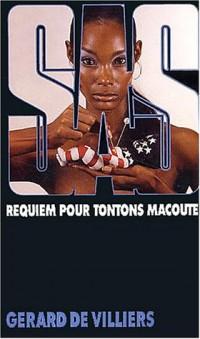 SAS, numéro 24 : Requiem pour tontons Macoutes