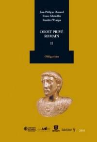 Droit Prive Romain II. Obligations