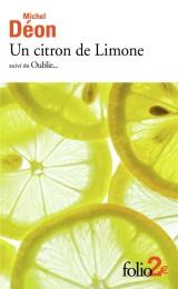 Un citron de Limone/Oublie [Poche]