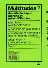 Multitudes, numéro 13 : Du côté du Japon : Marges et miroir d'Empire