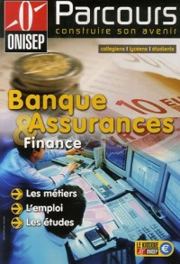 Banque, assurances et finance