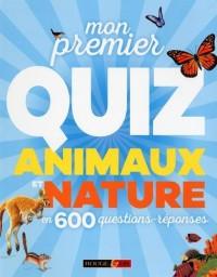Mon premier quiz Animaux et Nature