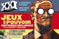 XXI, N° 9, Hiver 2010 : Jeux de pouvoir