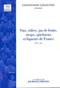 Vins, Cidres, Jus de Fruits, Sirops, Spiritueux et Liqueurs de France