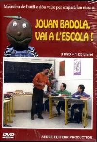 DVD JOUAN BADOLA VAI A L ESCOLA Méthode audio-visuelle d'apprentissage de la langue niçoise