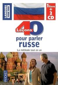 Parlez russe en 40 leçons