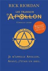 LES TRAVAUX D'APOLLON T1 - COLLECTOR: L'oracle caché