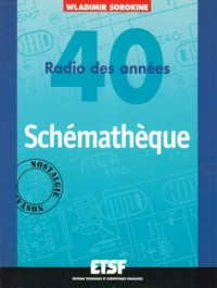 Schémathèque radio des années 40