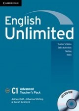English Unlimited Advanced Teacher's Pack