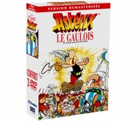 Astérix - Coffret 3 DVD - Version Remasterisee