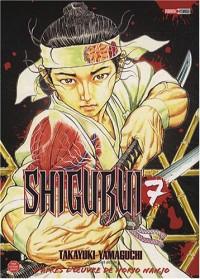 Shigurui, Tome 7 :