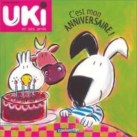Uki et ses amis, tome 2 : C'est mon anniversaire !
