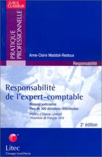 Responsabilité de l'expert-comptable