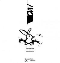 Le terrier : Décor à colorier