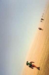 Regard sur le marathon des sables