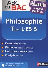Philosophie Te L, ES, S