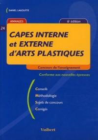 CAPES interne et externe d'arts plastiques