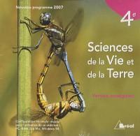 Sciences de la Vie et de la Terre 4e : CD-ROM version enseignant