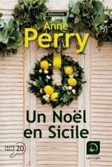 Un Noël en Sicile [Gros caractères]