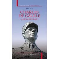 Charles de Gaulle, portrait-mosaïque