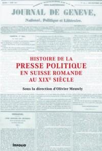 Histoire de la presse politique en Suisse