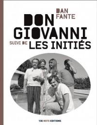 Don Giovanni Suivi de les Inities