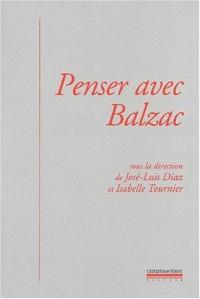 Penser avec Balzac