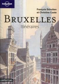 Bruxelles, itinéraires - city guide BD