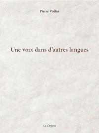 Des voix dans l'autre langue