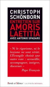 Entretien avec le cardinal Schonborn : Commentaire d'Amoris Laetitia