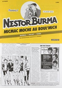 Journal Burma : Tome 1 : Micmac moche