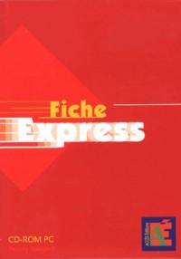 Fiche Express - CD ROM