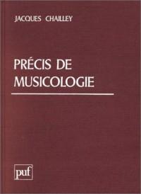 Précis de musicologie