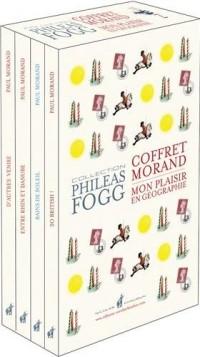 Coffret Morand - Mon plaisir en géographie