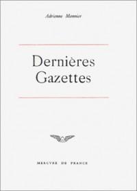Les Dernières Gazettes