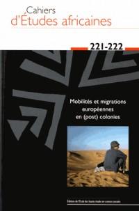 Cahiers d Études Africaines 221 222