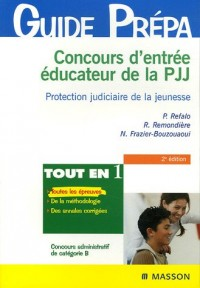 Concours d'entrée éducateur de la PJJ : Protection judiciaire de la jeunesse