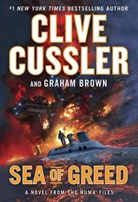 Sea of Greed: A Novel from the Numa Files