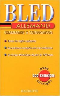 Bled : Allemand, édition 2004