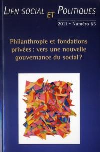 Philanthropie et Fondations Privees