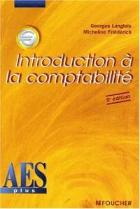 Introduction à la comptabilité, DEUG AES